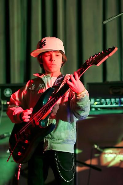 School of Rock Presents RUSH 6-10-2011