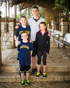 GREY FOLBE FAMILY JERUSALEM 2015