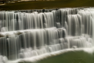 Great Lakes Waterfalls