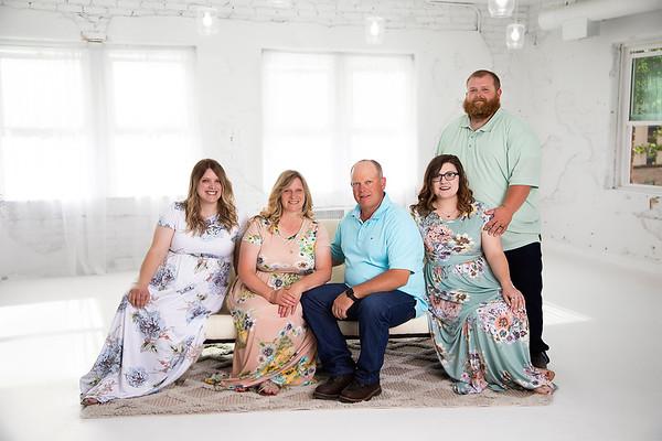 Andrew Family - 2019