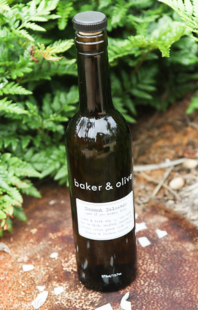 Baker and Olive Coconut White Balsamic Vinegar