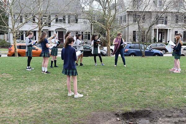 Grade 6 Outside
