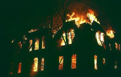 Taunton, 2nd St School - 4/1984