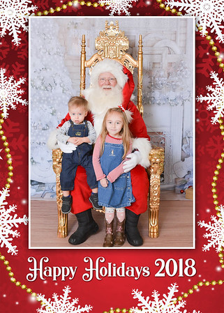 Cookies with Santa in Sterling Lakes