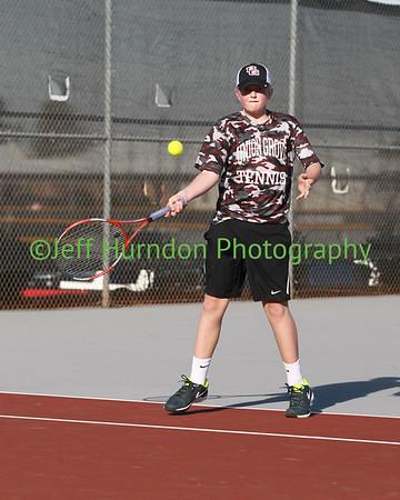 UGHS JV Tennis 3-16-15
