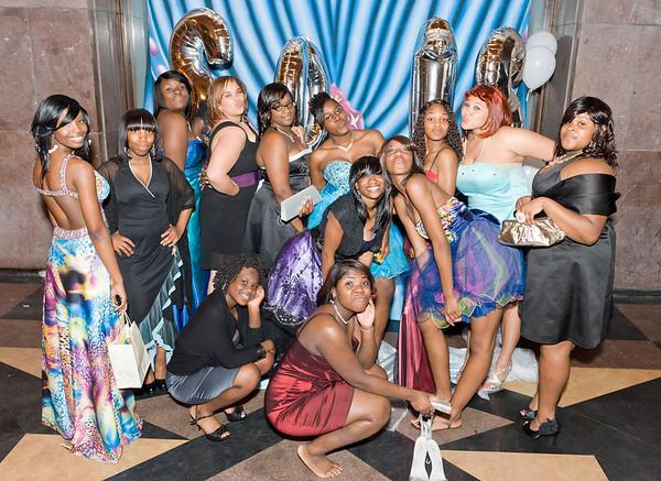 DeLaSalle Prom 2012
