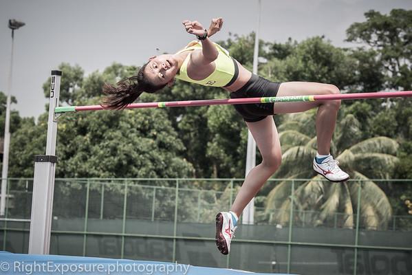 ASEAN University Games 2016 Athletics  (16 July)