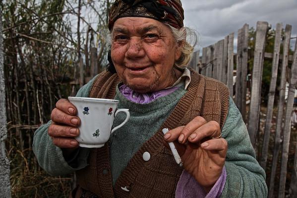 Gypsy Village - Romania