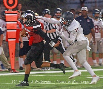 MHS Football Rams-McClintock 8-17-2018