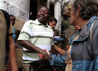 Community Police Program in Rio Slum