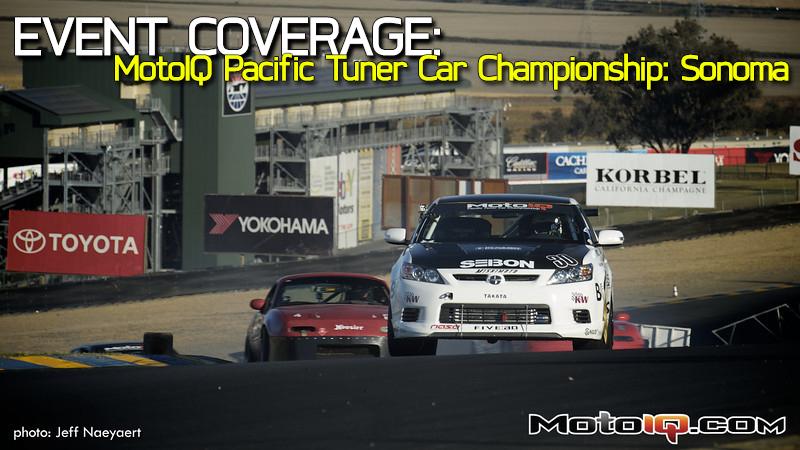 MPTCC Round 2 - Sonoma Raceway