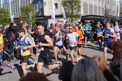 ABP Southampton Half Marathon 2016