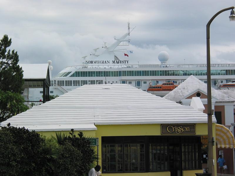 02 10 25 - St George, Bermuda