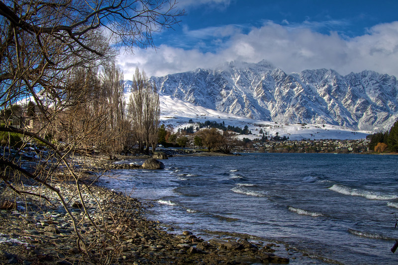 Queenstown Winter