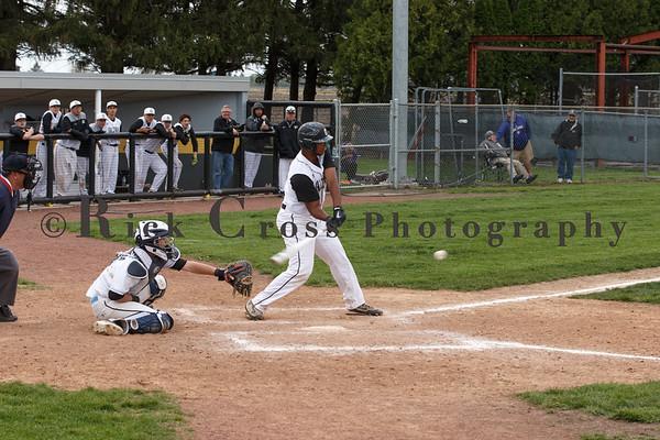GHS Baseball vs Nazareth Academy  April 21, 2017