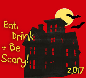 Eat Drink & Be Scary Halloween 10-28-2017