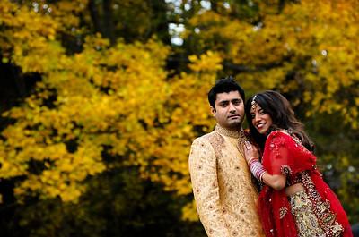 Pankaj & Pooja's 1st Karva Chauth