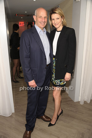 Jonathan Tisch, Lizzie Tisch