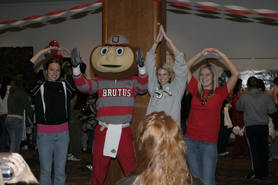 Beat Michigan Buckeye Crafts 2006