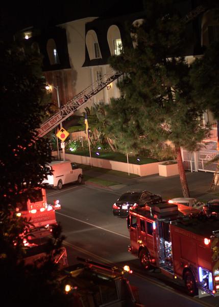 koreatown three alarm smoke/fire 20130118
