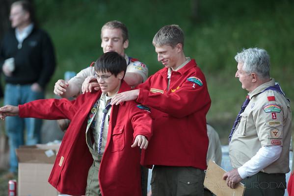 1106 Boy Scouts Honor