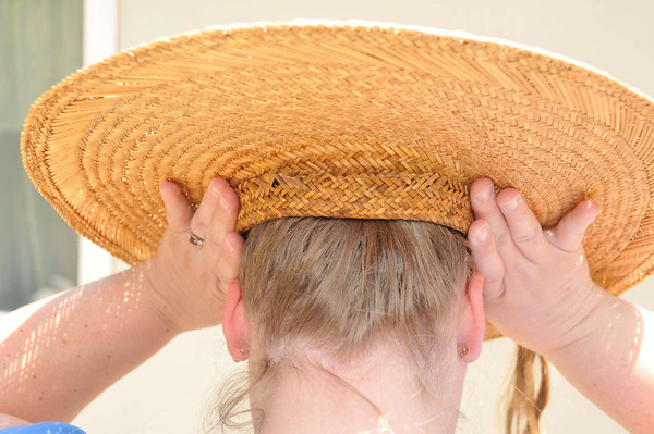 Modified Straw Hat