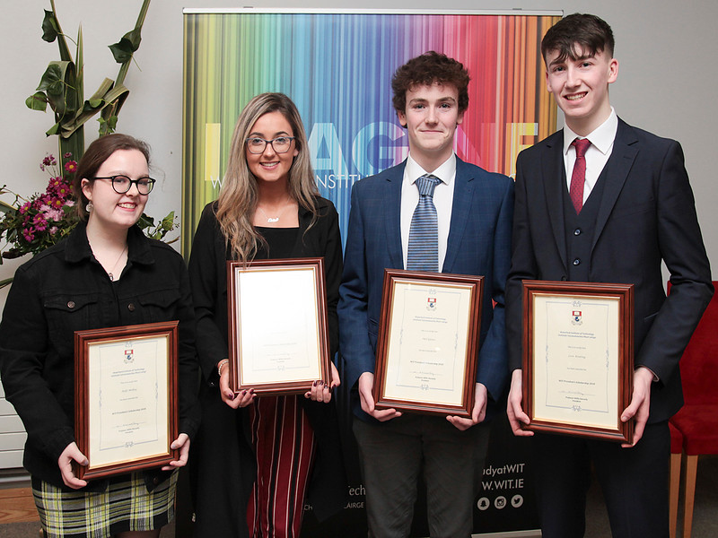 040  President's Scholarship Awards 2019   Photos George Goulding WIT   .jpg