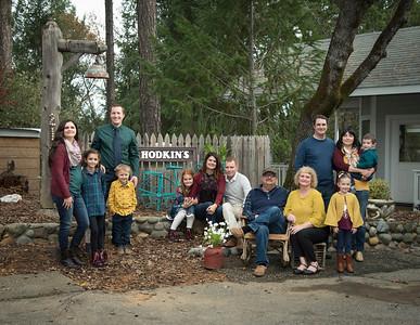 Hodkin Family 2017