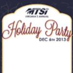 MTSI Holiday Party 2013