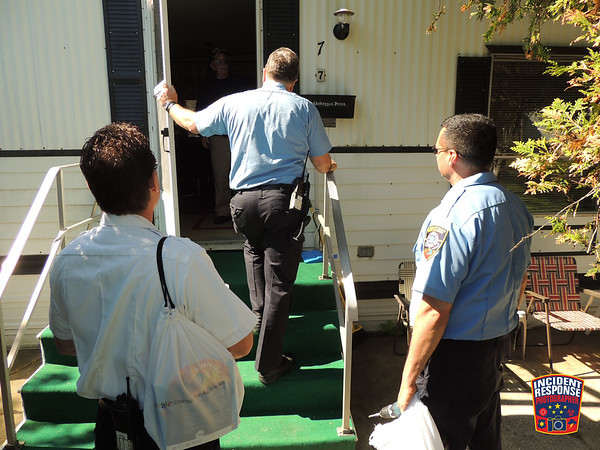 Fire Safety at Indian Meadows Trailer Park