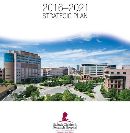 2016-2021 St. Jude Strategic Plan