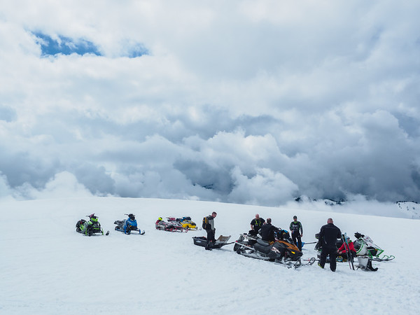 Mt Baker 5-20-18