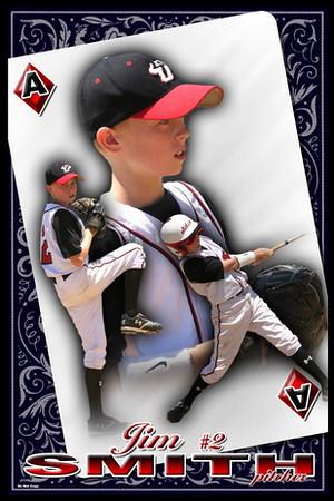 Baseball Poster Choices