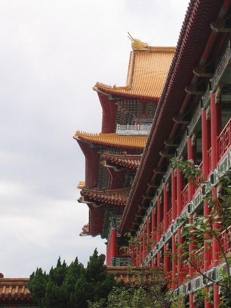 Yuanshan Span