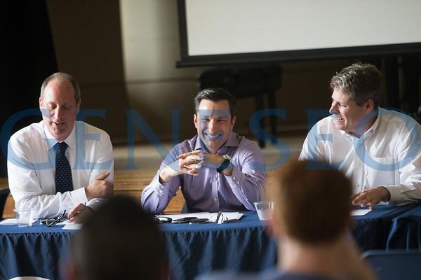 PolySci Alumni Panel