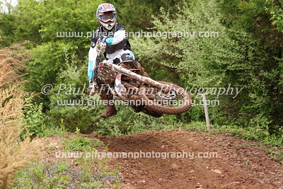 Hare Scramble Racing