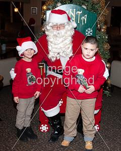 2019-12-13 Woodloch Santa
