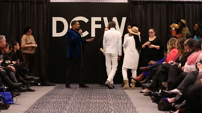 Day 4 - DC Fashion Week 2015 - Fall / Winter Collections - Washington DC Audience Fashion Show - DCFW