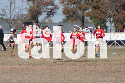 Lady Eagles Cross Country Day 2 (11-9-19)