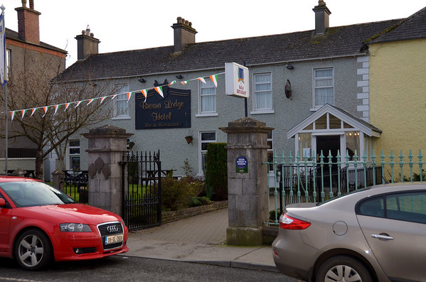 2012-03-17 The Horans of Brosna Lodge Hotel, Banagher