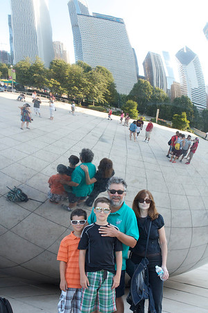 Downtown Chicago Visit