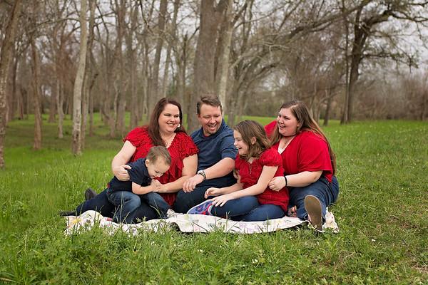 Barrow Family 2017