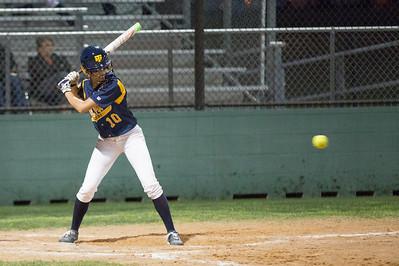 Rouse vs Stony Point Softball 3/24/15