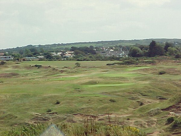 Golf Course in Wales.JPG