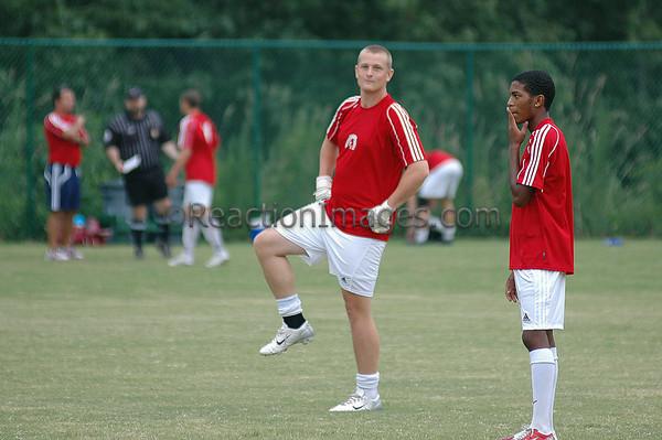 CFC U-18/19 Gold 2007: Lightning Cup