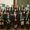 Sacred Heart G.S. G.S.C.E. Pictured are the pupils who were top in their subject with Principal Sr Julie McGoldrick. 06W51N12