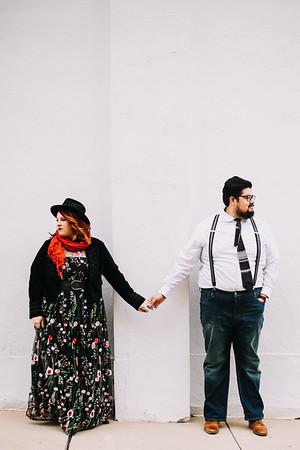 Samantha + Chris | Engaged