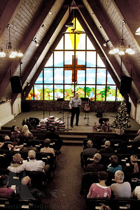 Elk Creek & Conifer Community Church Combined Service 2012