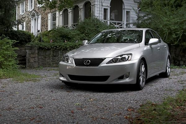 2006 Lexus IS250 and IS350