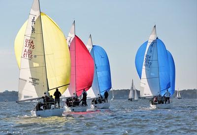 J/22 and J/24 East Coast Championships